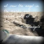 MichelangeloWriting